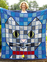Patchwork Baby Kitty