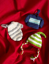 Warm & Cozy Ornament Set