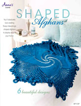 Shaped Afghans