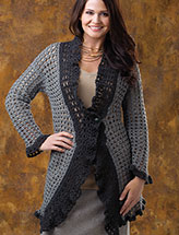 Flowing Lace Cardigan