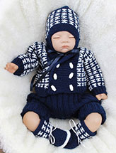 Little Boy's Winter Set