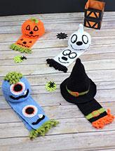 Halloween Hats & Scarves