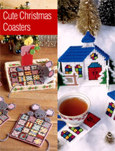 Cute Christmas Coasters