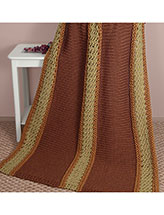 Vintage Vineyard Throw