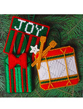 Christmas Memory Pocket Ornaments