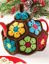 African Flower Tea Cozy