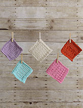 Bumps & Bobbles Dishcloth Set