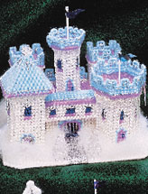Fairy Tale Castles - Winter Ice Palace