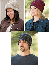 Crochenit Hats