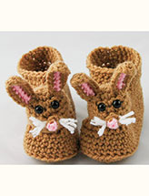 Cotton Tail Slippers