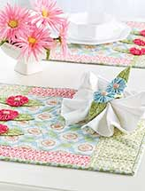 Sign of Spring Place Mats