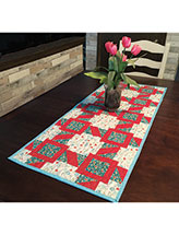 Railroad Tracks Table Runner
