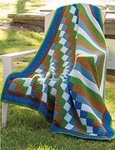 Pine Lake Lodge Throw