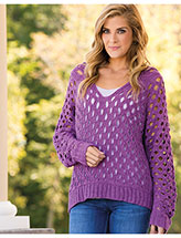 Buttonhole Pullover