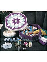 Octagonal Quilt Box