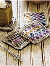 Colorwork Coasters