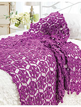 Freesia Throw