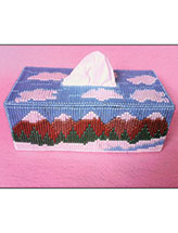 Majestic Mountain Tissue Box Cover