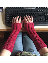 Chilly Office Arm Warmers