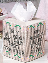Friendship Tissue Covers