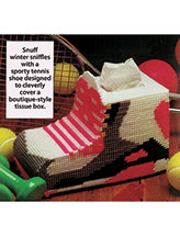 Tennis Shoe Tissue Cover