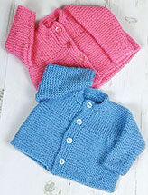 Wear Anywhere Baby Cardigan