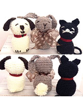 Crochet a Petting Zoo