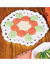 Floral Hot Pad