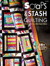 Scraps & Stash Quilting