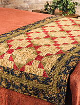 Appian Way Bed Runner