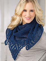 Majestic Mountain Shawl