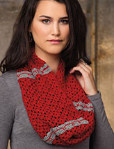 Lacy Shells Cowl