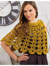 Baroque Shoulder Wrap