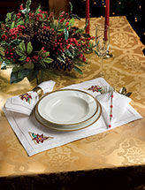 Holiday Linen Finery