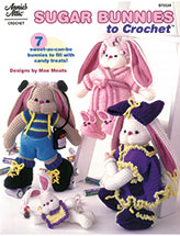 Sugar Bunnies to Crochet
