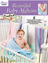 Beautiful Baby Afghans Crochet Patterns