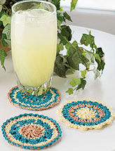 Gypsy Wheel Coasters