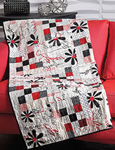 Twist It & Turn It Lap Quilt