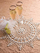 Irish Whisper Doily