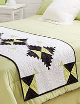 Pineapple Pleasures Bed Runner