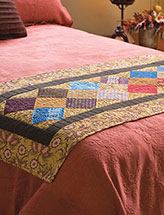 Night Crossing Bed Runner Pattern