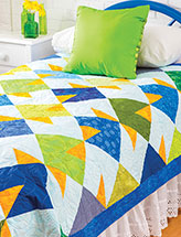 Fish Tails Quilt Pattern