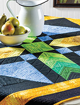 Flying Home Table Topper Pattern