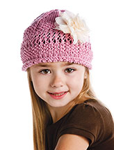 Annalise Summer Cap Pattern