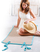 Annie's Signature Designs Sand & Sea Mat Knit Patterns