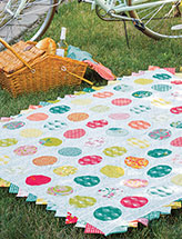 Porch Swing Lap Quilt Pattern