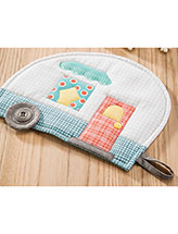 Happy Camper Pot Holder Pattern