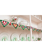 Christmas Garland Crochet Pattern