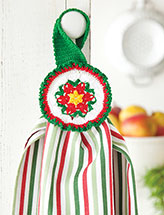 Holiday Towel Topper Pattern