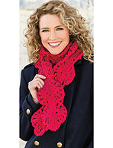Snuggle Up Scarf Pattern